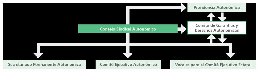 Estructura Autonómica